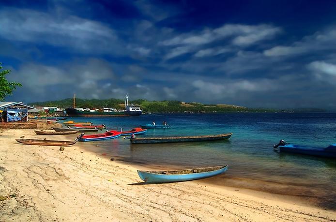 Соломонові Острови в Тихому океані (7)