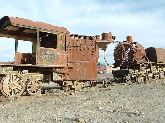 Кладовище поїздів Уюні (4)