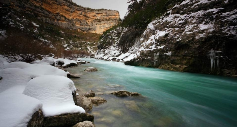 Вердонська Ущелина, або великий каньйон Вердон, вражаюча природна пам'ятка Франції (18)