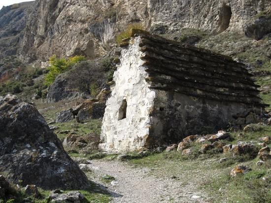 Даргавс - Місто Мертвих: моторошне місто в Північній Осетії (6)