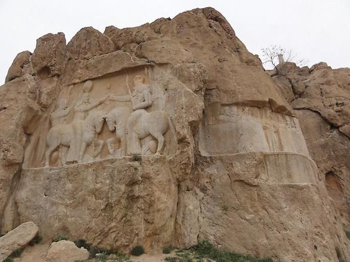Накш-Рустам. Гробниця перських королів (3)