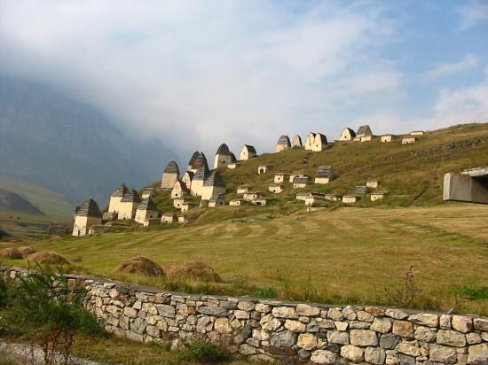 Даргавс - Місто Мертвих: моторошне місто в Північній Осетії (4)