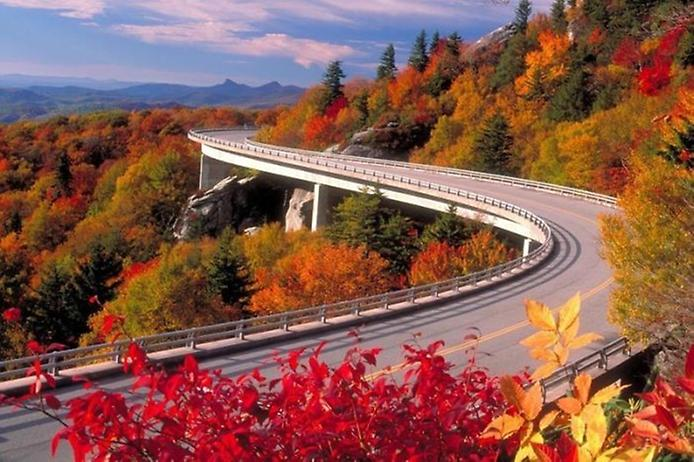Фотографії найкрасивіших доріг (17)