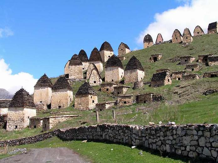 Даргавс - Місто Мертвих: моторошне місто в Північній Осетії (3)