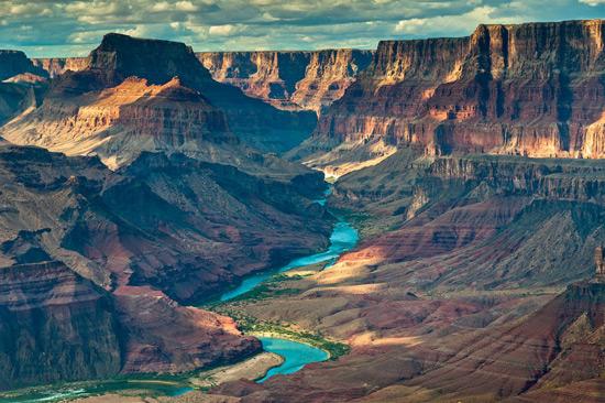 Великий каньйон , США.