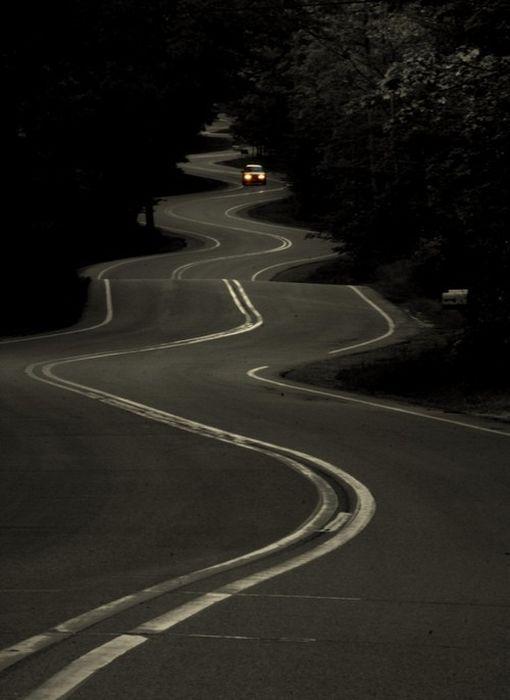 Фотографії найкрасивіших доріг (15)
