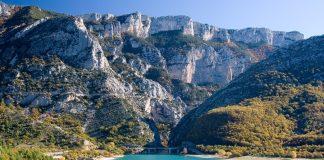Вердонська Ущелина, або великий каньйон Вердон, вражаюча природна пам'ятка Франції (4)