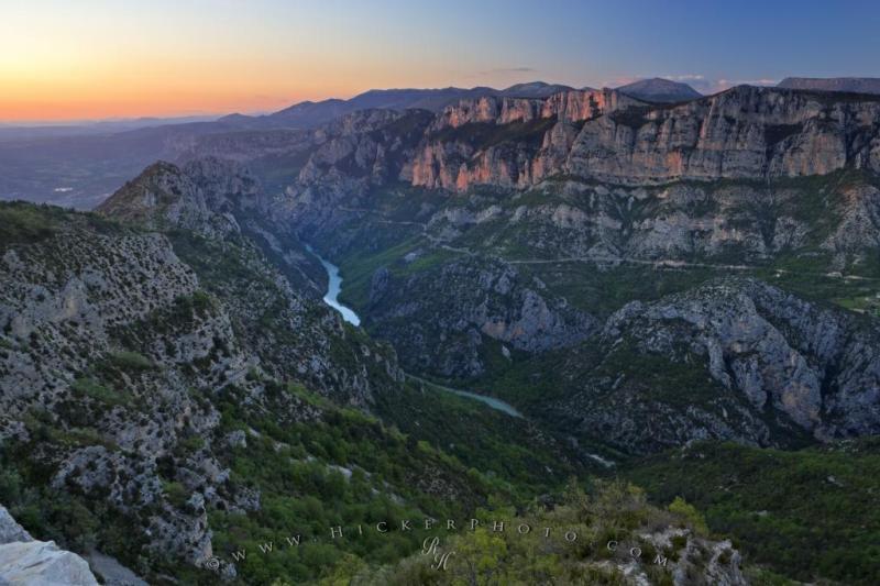 Вердонська Ущелина, або великий каньйон Вердон, вражаюча природна пам'ятка Франції (3)