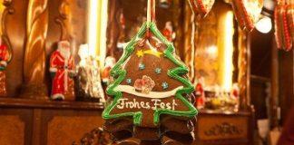 Різдвяний ярмарок в Німецькому Гамбурзі (1)