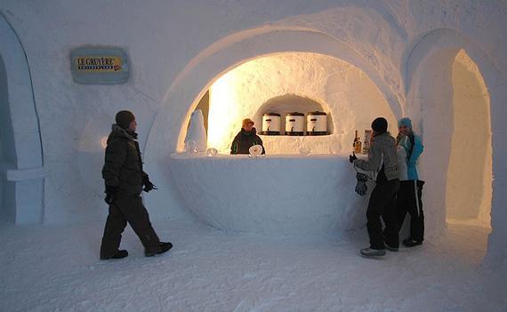 Мережа снігових готелів Iglu-Dorf (18)