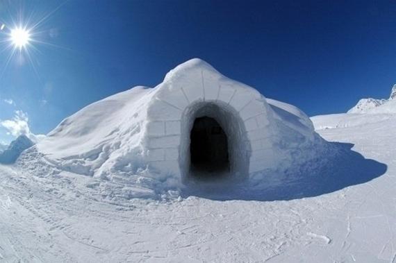 Мережа снігових готелів Iglu-Dorf (14)