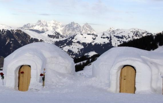Мережа снігових готелів Iglu-Dorf (13)