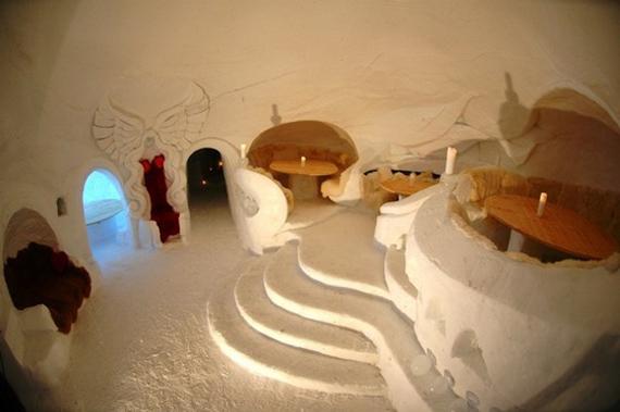 Мережа снігових готелів Iglu-Dorf (11)