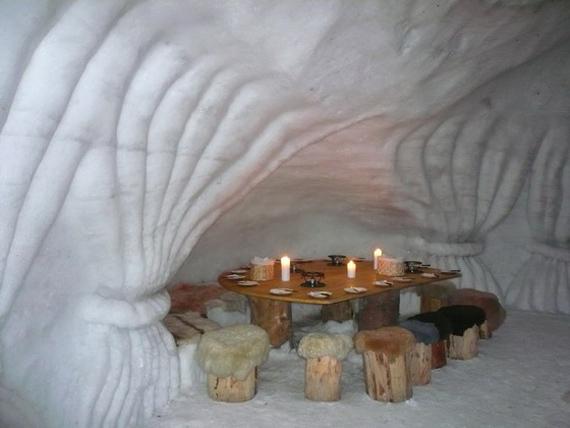 Мережа снігових готелів Iglu-Dorf (8)