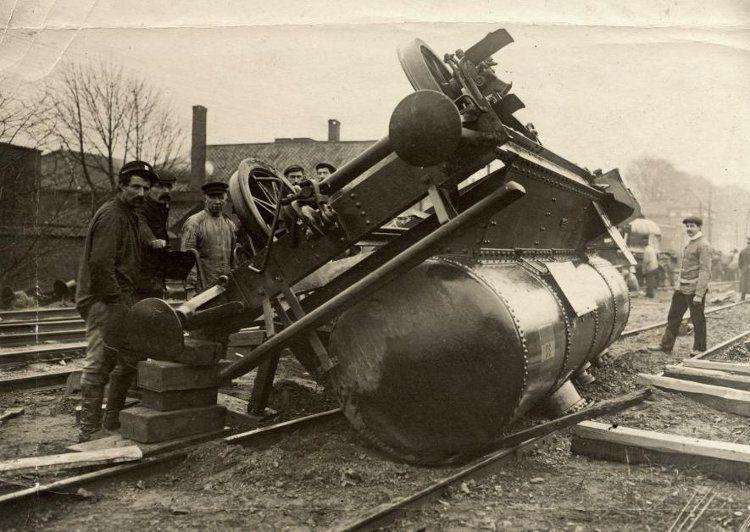 Старі фотографії аварій (16)