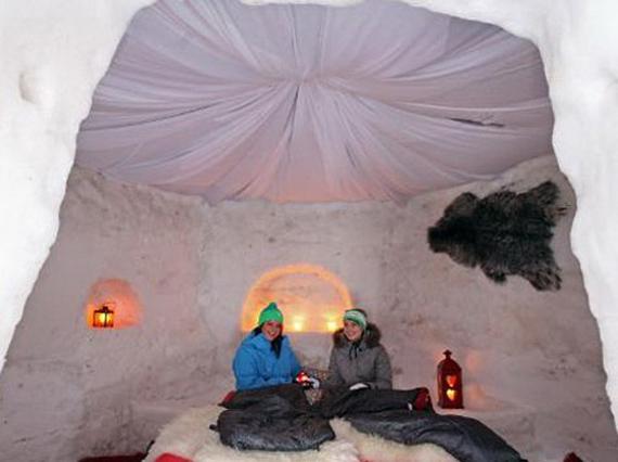 Мережа снігових готелів Iglu-Dorf (6)