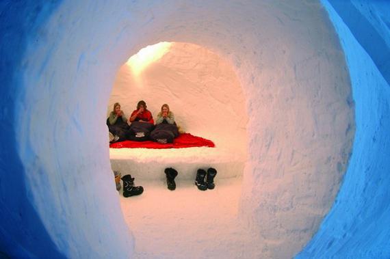 Мережа снігових готелів Iglu-Dorf (5)