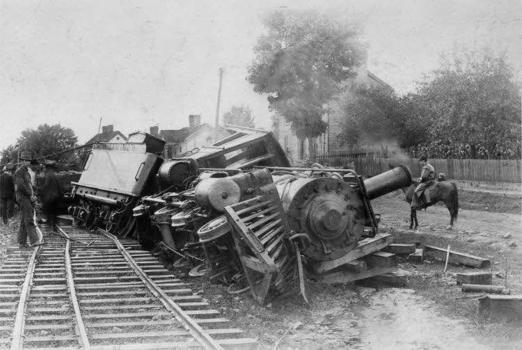 Старі фотографії аварій (12)