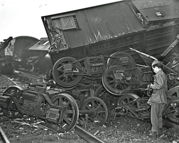 Старі фотографії аварій (11)