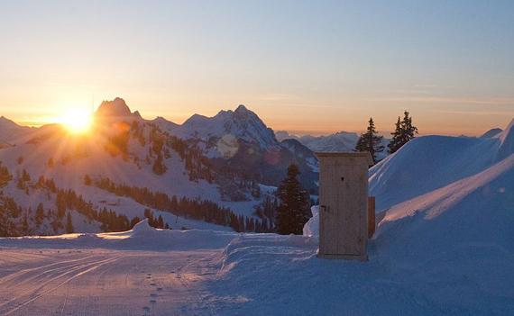 Мережа снігових готелів Iglu-Dorf (1)