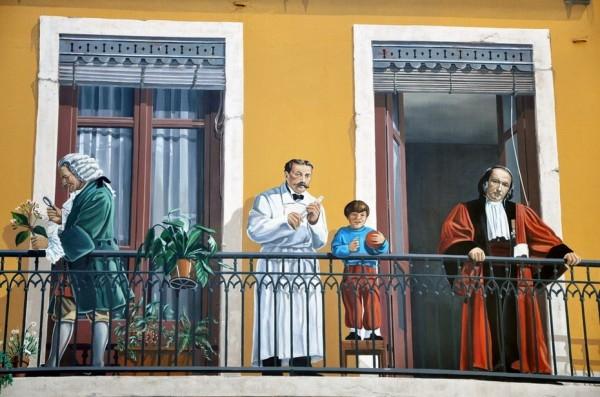 Будинок-картина в Ліоні (15)
