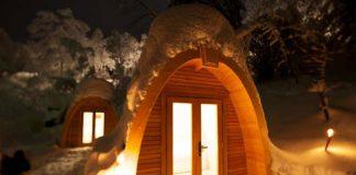 Дивовижний міні-готель в горах Швейцарії (1)