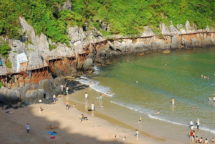 Плаваючі села острова Кат Ба у В'єтнамі (2)
