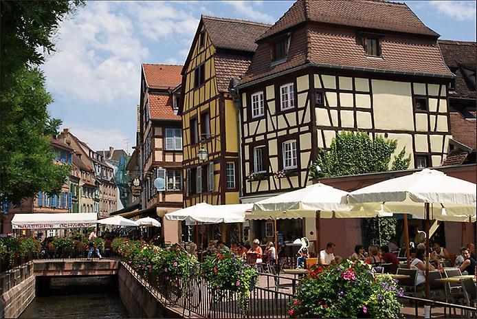 Дивовижний місто Кольмар, Франція (11)