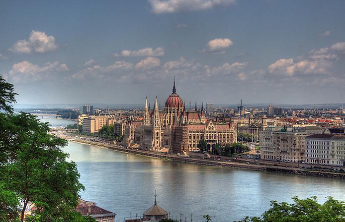 пам'ятки Будапешта