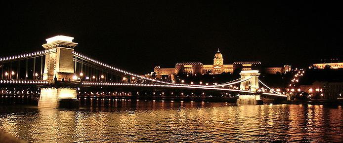 Ланцюговий міст Сечені. Символ Будапешта (6)