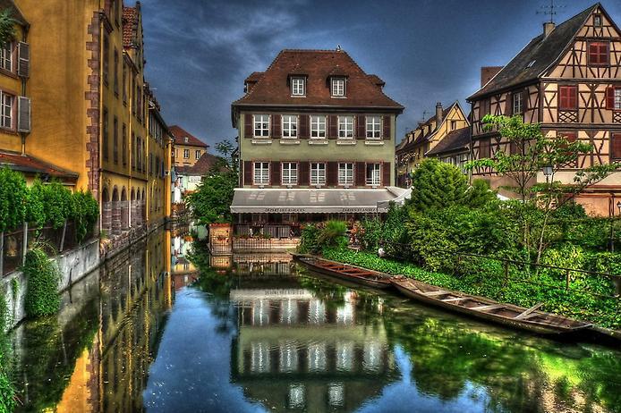 Дивовижний місто Кольмар, Франція (10)
