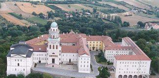Абатство Паннонхалма в Угорщині (5)
