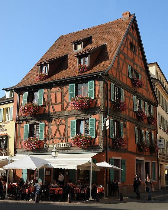 Дивовижний місто Кольмар, Франція (9)