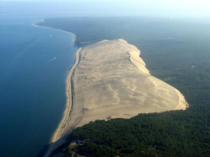 Пила: Неймовірна рухома дюна затоки Аркахон (8)