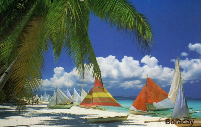 Райський острів Боракай на Філіппінах (8)
