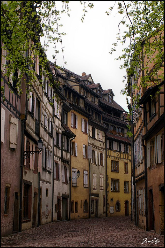 Дивовижний місто Кольмар, Франція (8)