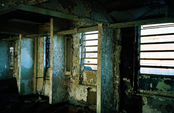 В'язниця штату Теннессі.