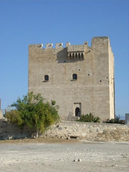 Лимассольска фортеця на Кіпрі (5)