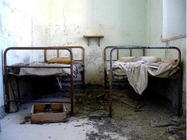 Острів Тюрми Прочіда, Італія