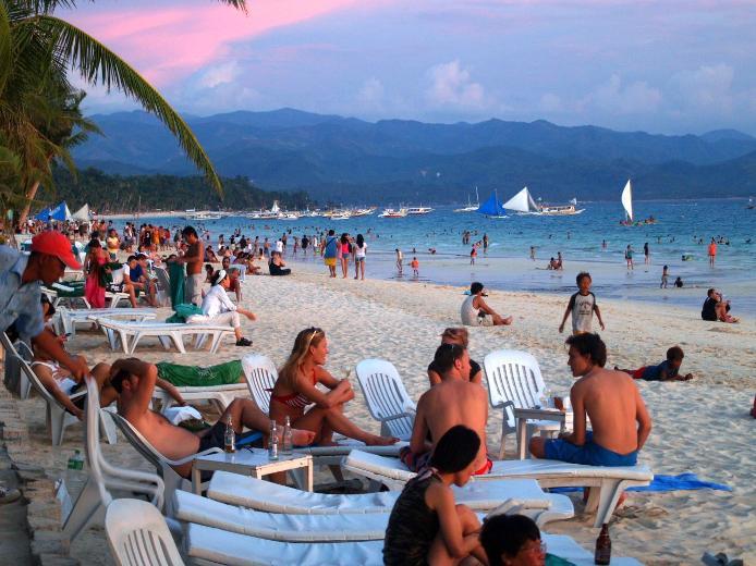 Райський острів Боракай на Філіппінах (6)