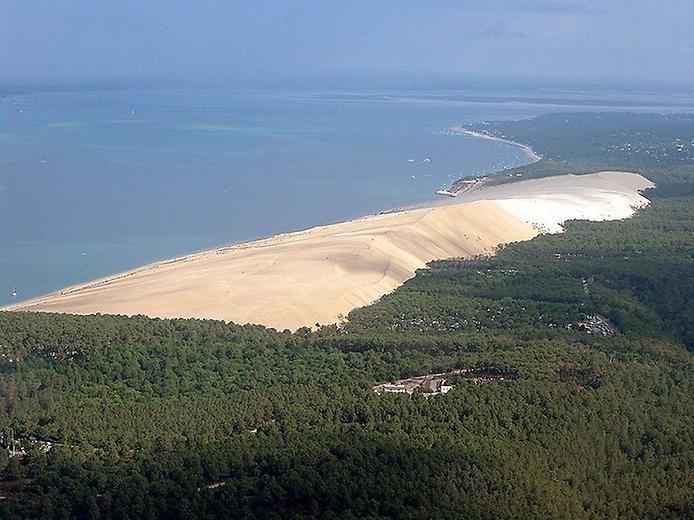 Пила: Неймовірна рухома дюна затоки Аркахон (7)
