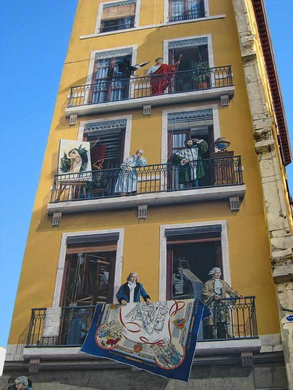 Будинок-картина в Ліоні (4)