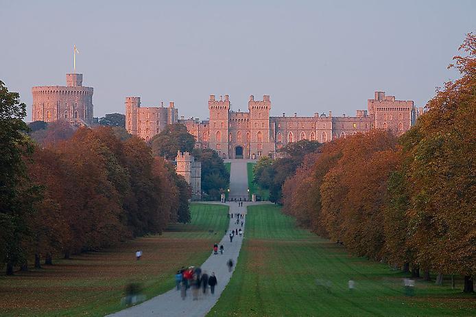 Віндзорський замок. Символ монархії (6)