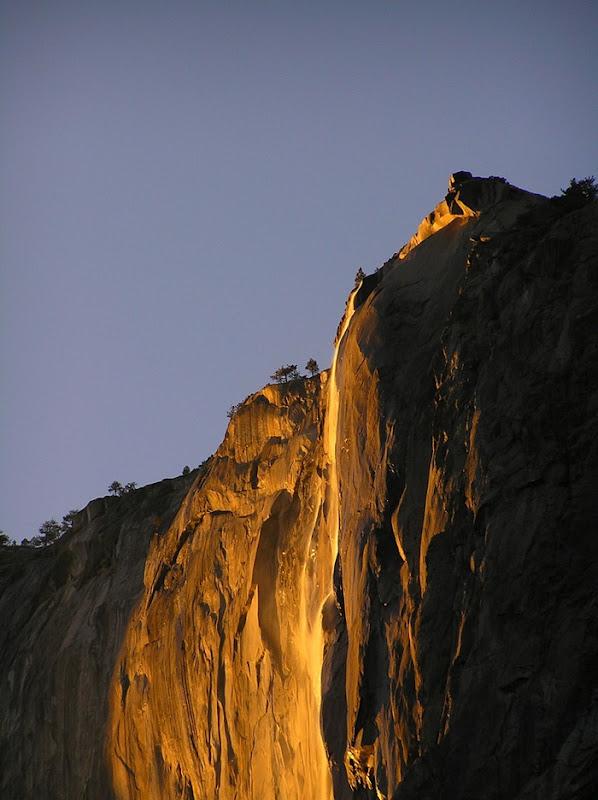 Вогняний водоспад Хорстейл (3)