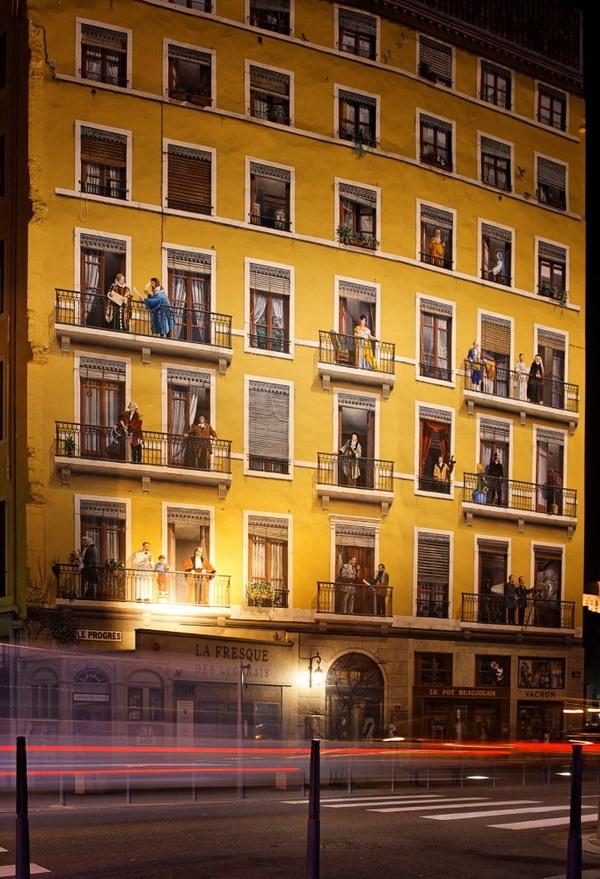 Будинок-картина в Ліоні (1)