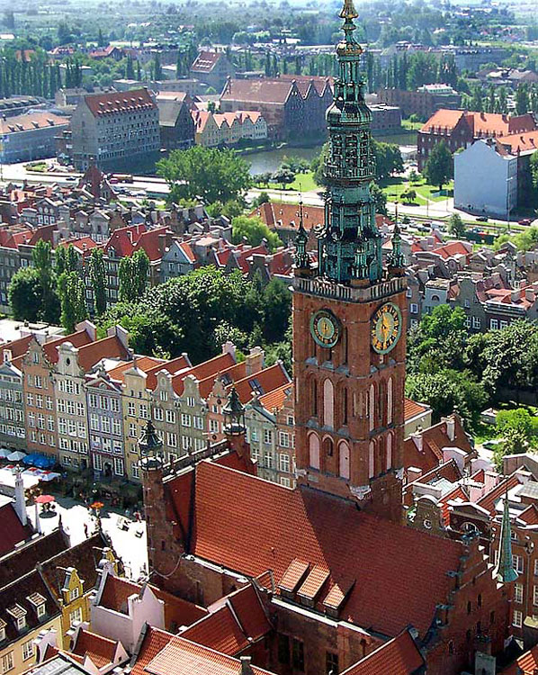 Визначні пам'ятки Гданська (5)