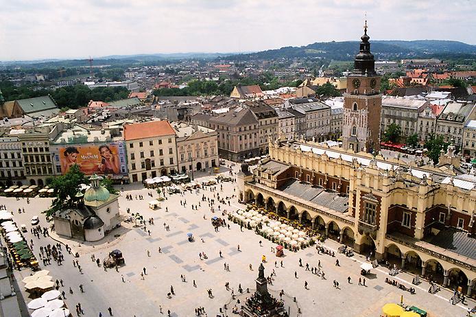 Визначні пам'ятки Польщі (1)