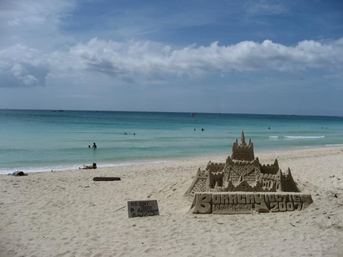 Райський острів Боракай на Філіппінах (5)