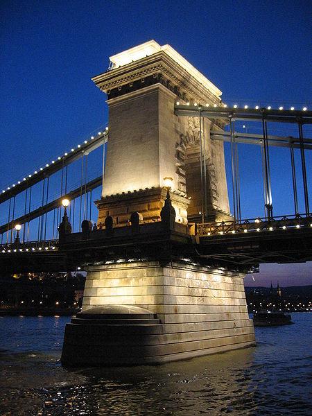 Ланцюговий міст Сечені. Символ Будапешта (4)