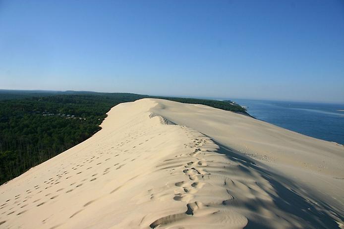Пила: Неймовірна рухома дюна затоки Аркахон (6)